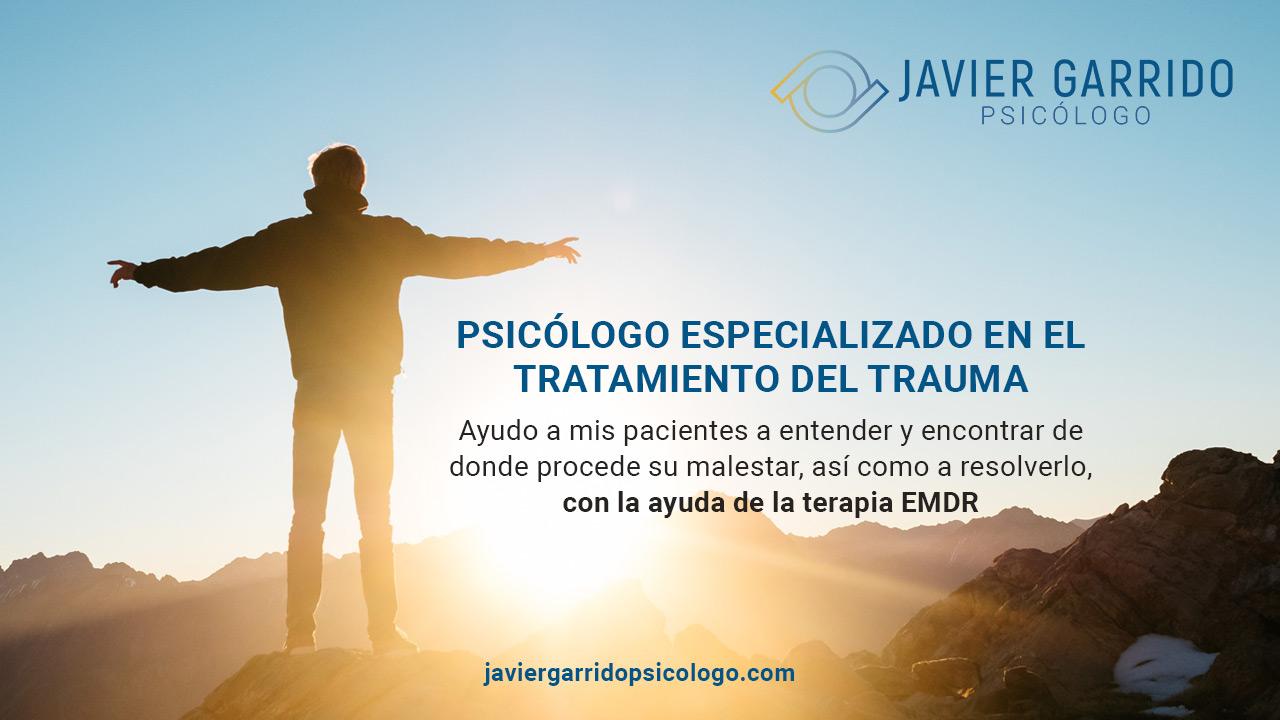 Javier Garrido Psicólogo Roquetas de Mar